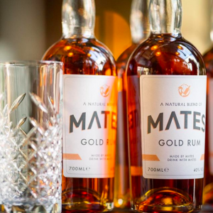 Mates gold rum social media strategie content